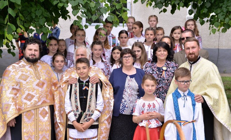 Primăria Rădășeni și Consiliul Local Rădășeni au marcat anul centenar al Marii Uniri și Ziua Eroilor