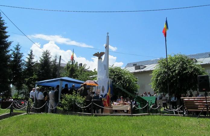 Comemorarea eroilor comunei Rădășeni