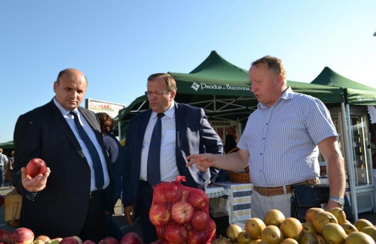 Administrația locală susține întreprinzătorii din domeniul pomicol care activează în comuna Rădășeni
