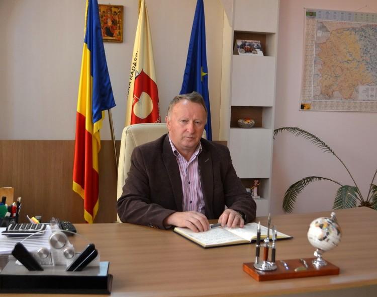 Mesajul primarului Neculai Perju la Ziua Națională a României