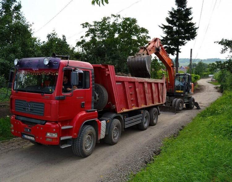 Proiecte de investiții în derulare din comuna Rădășeni