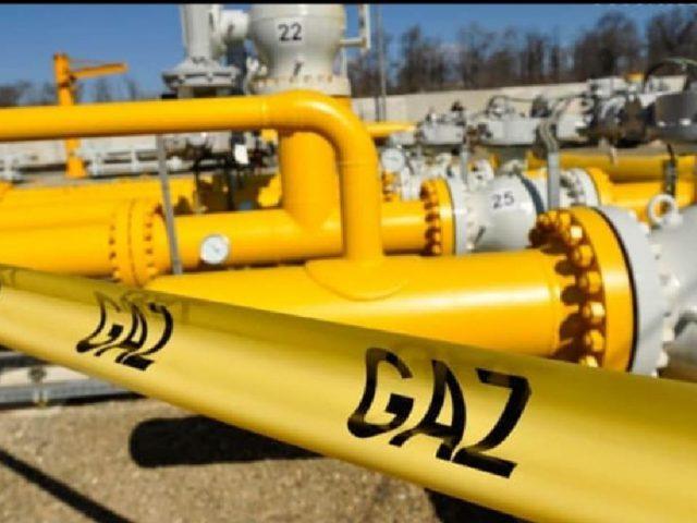 Informare privind solicitarea SF pentru rețeaua de gaz natural